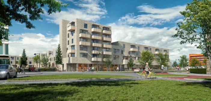 Nieuwbouwproject Lunettenhof in Groningen verkocht