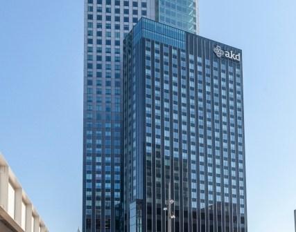 Northstar Realty Europe verkoopt Maas Tower in Rotterdam