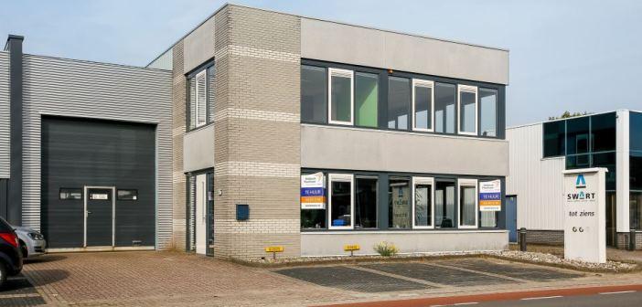 Technisch Bureau Swart huurt ca. 645 m² aan 't Holland in Duiven