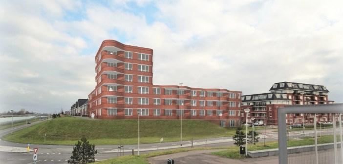 Timpaan en Hermes Project gekozen voor ontwikkeling appartementen Bergschenhoek