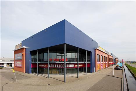 Badkamerwinkel Wateringen B.V. huurt 782 m² winkelruimte in ...