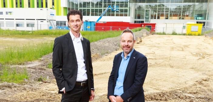 Bert-Jan Woertman Campus Directeur Brainport Industries Campus