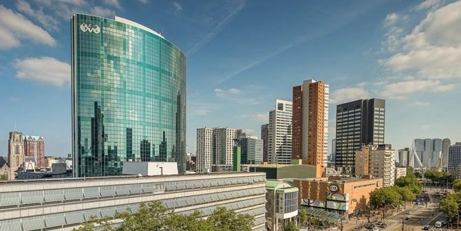 Bouwinvest benoemt Eveline Steenbergen tot nieuwe Managing Director World Trade Center Rotterdam