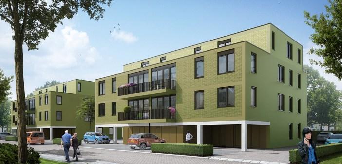 Concito Vastgoed koopt 24 nieuwbouwappartementen in Almere Poort