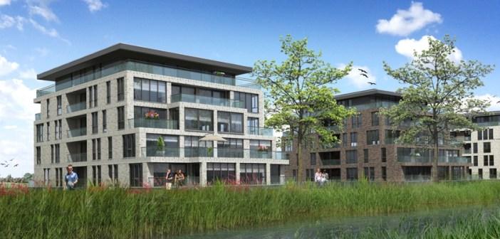 Crossing Borders Development verkoopt 42 nieuwbouw appartementen in Leerdam