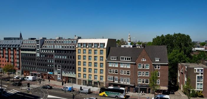 Opening Holiday Inn Express in centrum Amsterdam