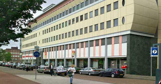 DRS Makelaars adviseert ERIKS N.V. bij aanhuur aan de Wibautstraat te Amsterdam