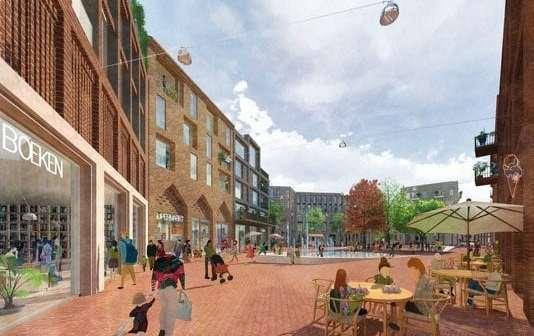 Gemeente Nijmegen gunt ontwikkeling nieuwe wijk Hart van de Waalsprong aan AM en VanWonen