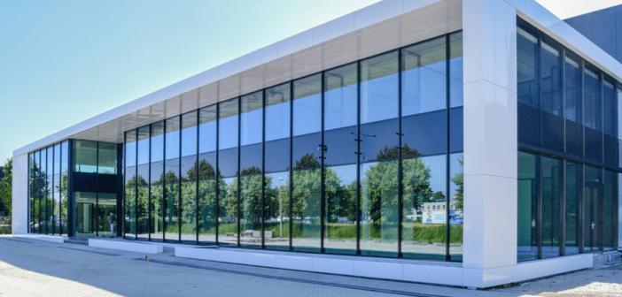 Oplevering nieuw hoofdkantoor Safescan Zoetermeer