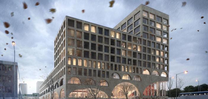 Syntrus Achmea Real Estate & Finance en Lingotto tekenen voor 'nieuw icoon' in Amsterdam Nieuw-West met 150 woningen