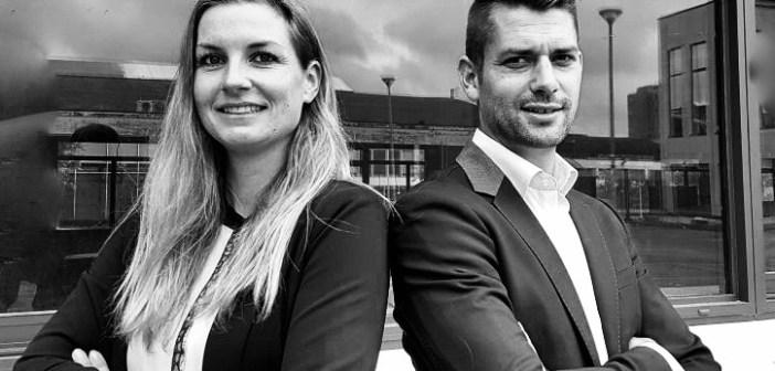 Marije de Groot en Bas Groenewegen directie assetmanagement The Young Group