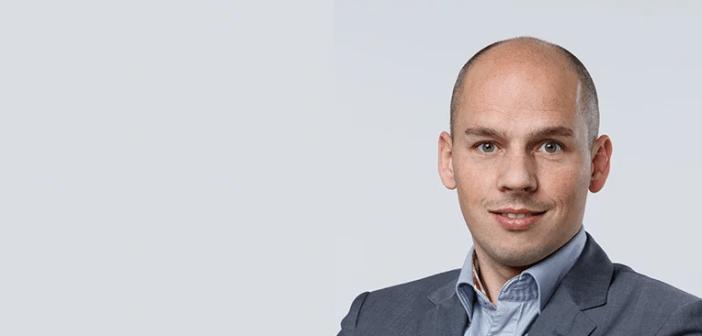 Vincent Jansen wordt afdelingshoofd energie bij Sweco Nederland