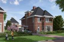AM geeft startsein bouw 38 woningen Villapark Eikelenburgh in Rijswijk