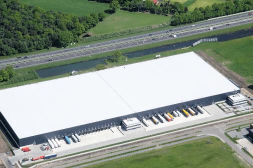 Aspen realiseert uitbreiding distributiecentrum Timberland naar 52.000 m²