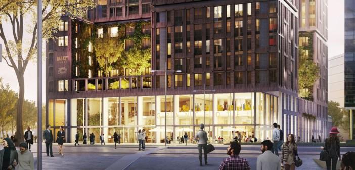 Ballast Nedam sluit aannemingsovereenkomst voor bouw Galaxy Tower