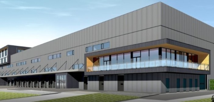 Boelens de Gruyter ontwikkelt nieuw Europees hoofdkantoor voor Rent-All
