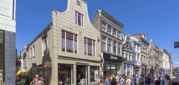 DELA Vastgoed koopt winkelpanden in Den Bosch, Maastricht en Zwolle
