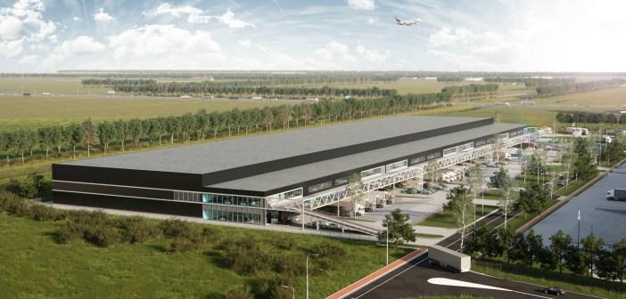 Start ontwikkeling AMS Cargo Center II op Schiphol Logistics Park