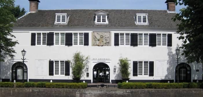 Uipkes Houten Vloeren opent nieuwe showroom in Het Arsenaal (Naarden).