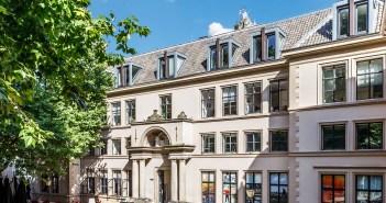 Active Cues huurt in de voormalige rechtbank in Utrecht