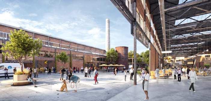 Amvest en Kondor Wessels Vastgoed transformeren Kabeldistrict Delft