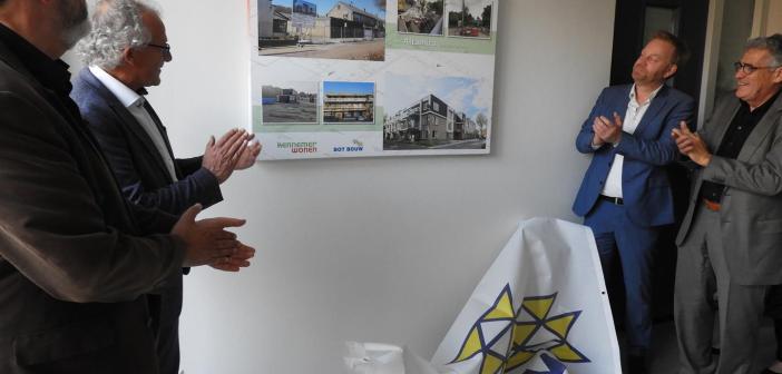 Appartementencomplex Altamira in Schoorl feestelijk geopend