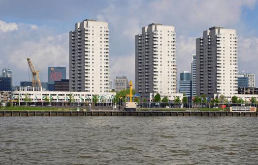 Grouwels verhuurt circa 1.850 m² kantoorruimte in Rotterdam