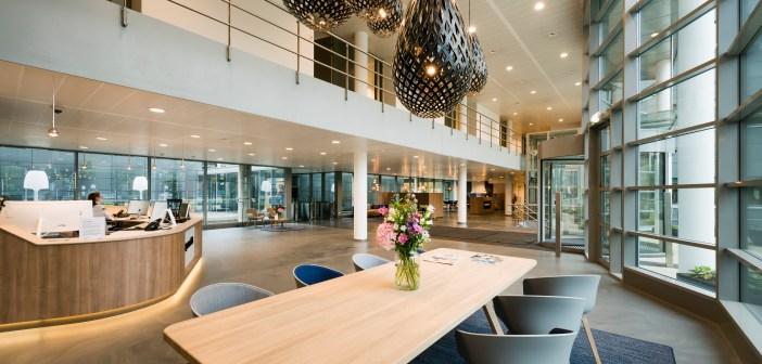 Kantoorgebouw Square58 in Diemen compleet gerenoveerd