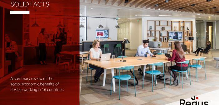 Nederland in 2030 koploper op het gebied van flexibel werken in Europa