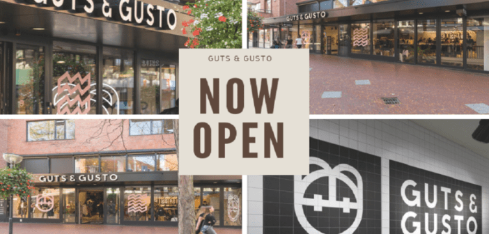 Opening Guts & Gusto in Eindhoven