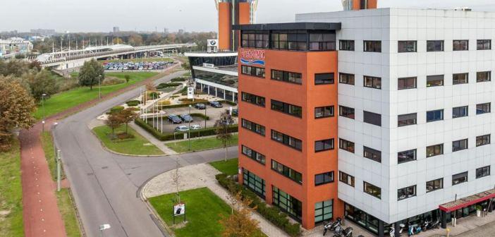 Stolt-Nielsen B.V. heeft kantoorgebouw aan de Karel Doormanweg 25 te Schiedam verkocht