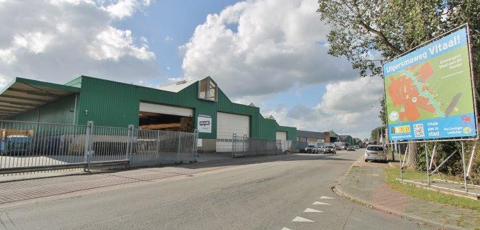 Ulgersmaweg 2-12 te Groningen verkocht als ontwikkellocatie