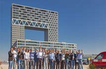 Woongebouw Pontsteiger wint internationale open BIM award 2018