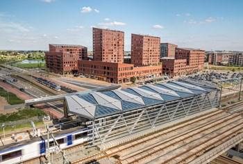a.s.r. real estate sluit drie beheerovereenkomsten met Interparking