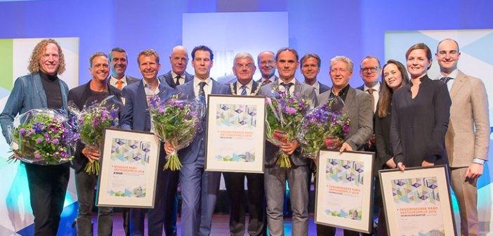 A'DAM wint Rabo Vastgoedprijs 2018: een nieuw Amsterdams icoon