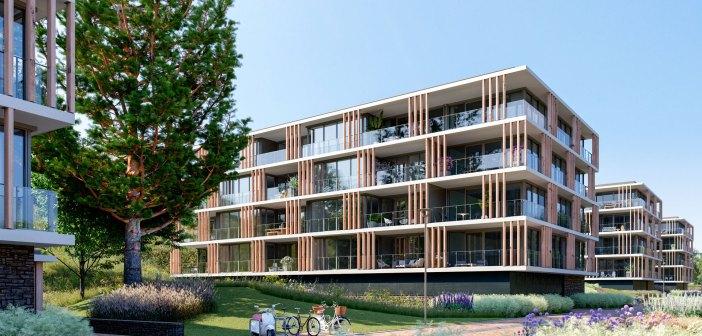 Bouw Finest of Ockenburgh in Den Haag, gestart