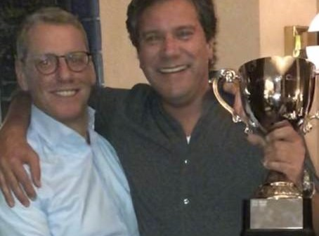 CBRE Capital Markets Winnaar van de Captains Cup 2018
