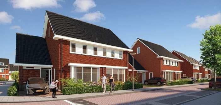 Gemeente Westland en AM geven startsein bouw fase 2 van Parc Hooglande in Naaldwijk