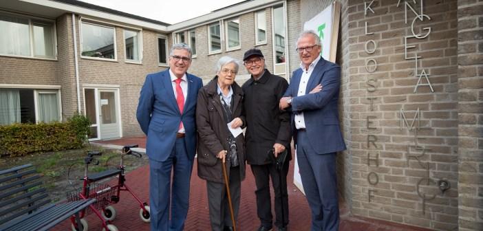 Kloosterhof Angela Merici feestelijk geopend
