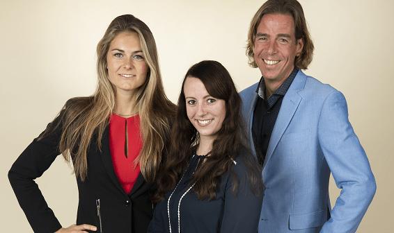 Newomij breidt uit met drie nieuwe medewerkers