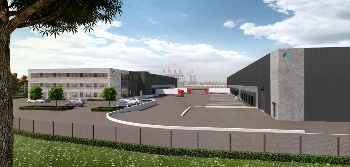 Prologis verwerft 16.000 m² distributieruimte in haven van Rotterdam