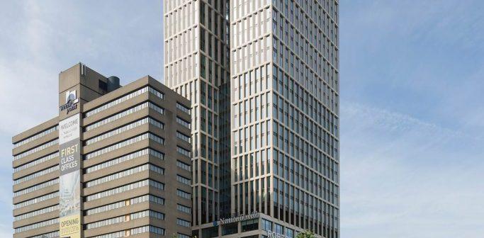 Rabobank tekent huurcontract in First, Rotterdam