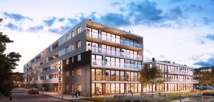 Syntrus Achmea verwerft 56 energiezuinige woningen voor BPL Pensioen in centrum Heerhugowaard