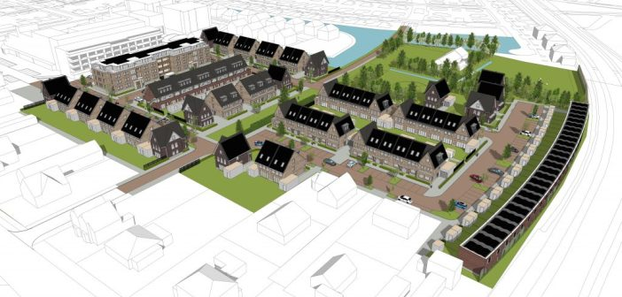 Timpaan, Van Rhijn Bouw en Gemeente Teylingen tekenen overeenkomst 131 woningen Sassenheim