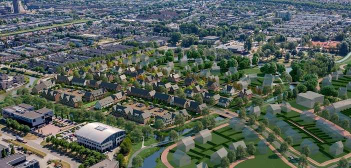 AM start met bouw 150 gasvrije woningen 'Park Quatrebras' in grootschalige gebiedsontwikkeling Badhoevedorp