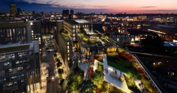 BAM realiseert opnieuw omvangrijk kantoorgebouw op King's Cross in Londen