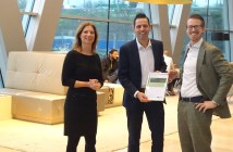 BREEAM-NL 'Excellent' voor Cross Towers in Amsterdam