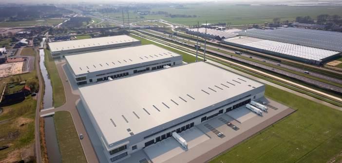 DHG verhuurt 10.000 m² op SMARTLOG Den Haag