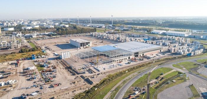 DHG verhuurt ca. 50.000 m² in Rotterdam aan DVR Warehousing en Estron