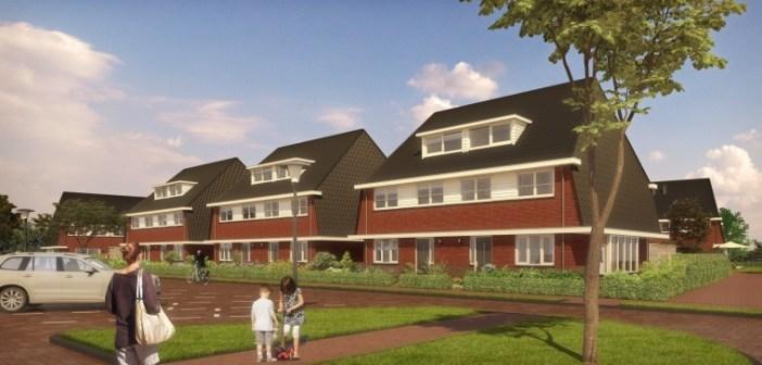 Gemeente Hilversum en BAM Wonen ondertekenen realisatieovereenkomst voor tweede fase Bergh & Boszicht in Anna's Hoeve